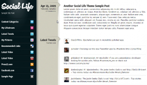 1. The Social Life