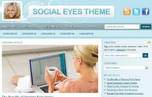 9 Social Eye