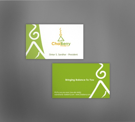 Green Business Cards 18