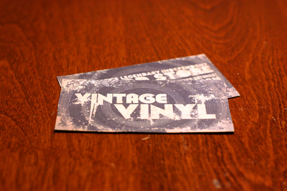 Vintage Business Cards (10)