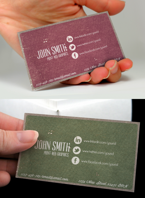 Vintage Business Cards (25)