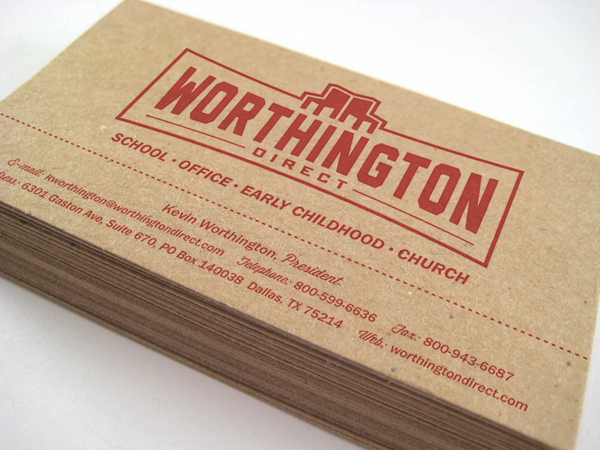 24 Vintage Business Cards with a Modern Twist