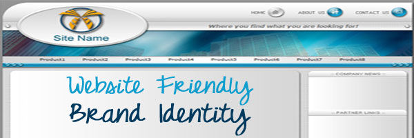 website friendly brand