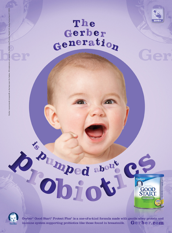 20 Creative Print Advertisements With Cute Babies And Toddlers