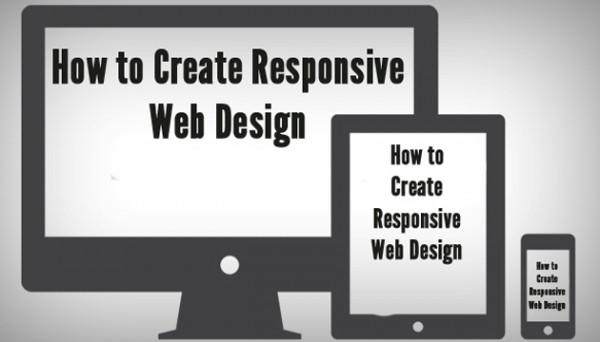 an ideal way of designing a responsive web design