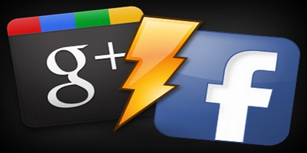 google plus or facebook