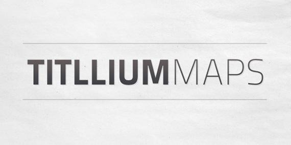 Titillium Text font