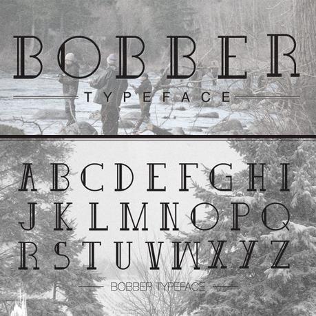 Bobber font