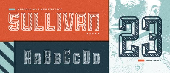 Sullivan font