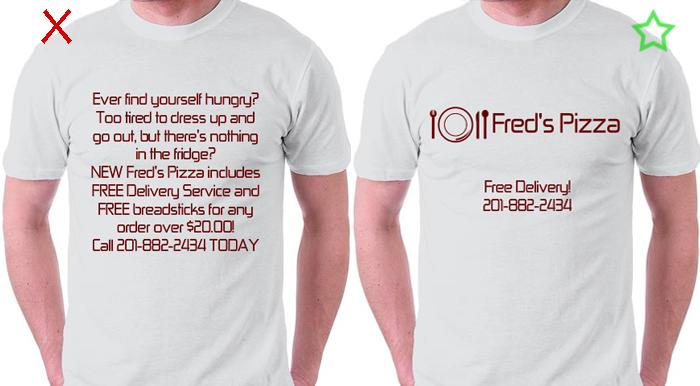 Design Custom T-Shirts