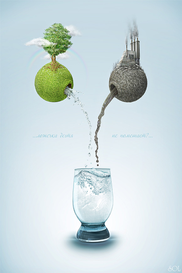 45 amazing global warming awareness posters