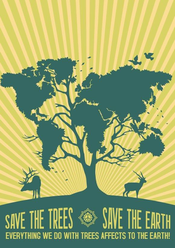 kill a tree or save life
