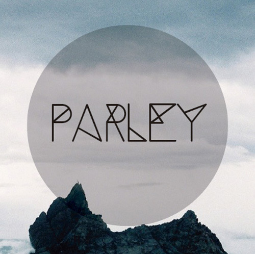 parely font