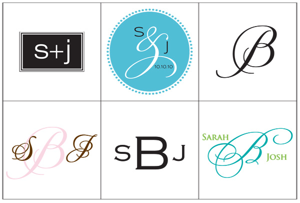 Monogram Logos Famous Designs and Free Fonts