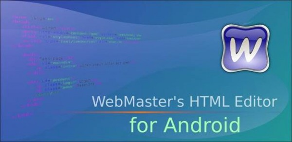 Webmaster's HTML Editor Lite Android APP