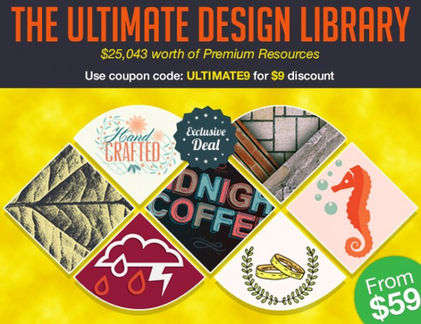 The Ultimate Design Library
